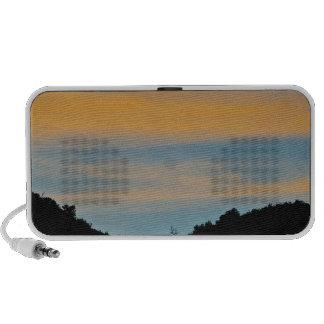 Sedona skies Sunset Portable Speakers