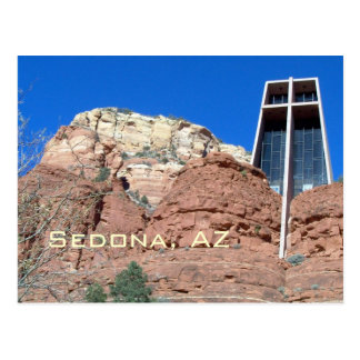 Sedona-View#6, Sedona, AZ Postcard