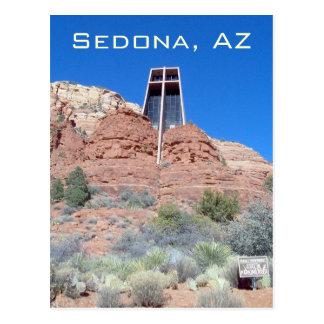 Sedona-View#8, Sedona, postal de AZ