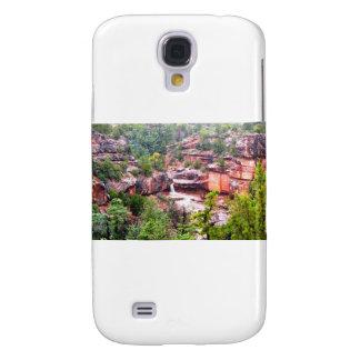 Sedona Waterfall Portrait Samsung S4 Case