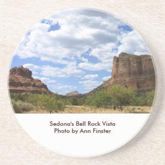 Sedona's Bell Rock Vista Beverage Coasters