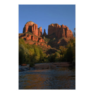 Sedona's Red Rock Crossing 1174 Poster