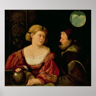 Seduction  c.1515 poster