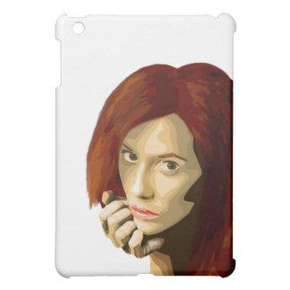 Seductive yet innocent iPad mini case