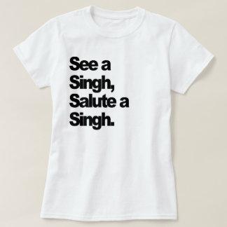 'See a Singh' Womens (Original) T-Shirt