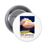 See America Montana Buttons