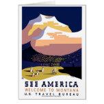 See America Montana Card