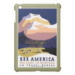 See America Montana Cover For The iPad Mini
