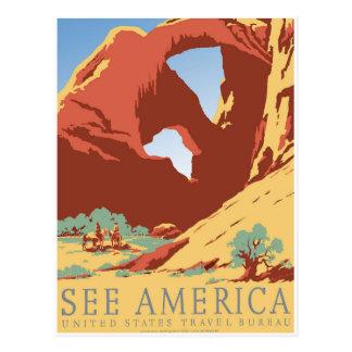 See America Post Card