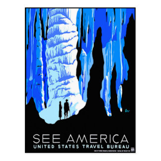 See America Postcard