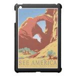 See America Vintage iPad Mini Case