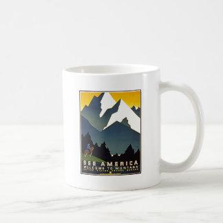 See America - Welcome to Montana Coffee Mug