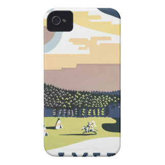See America Welcome to Montana iPhone 4 Cover