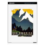 See America - Welcome to Montana Skin For iPad 3