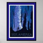 See America WPA Poster Series