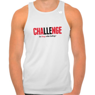 See Change Within Challenge Tank for Men