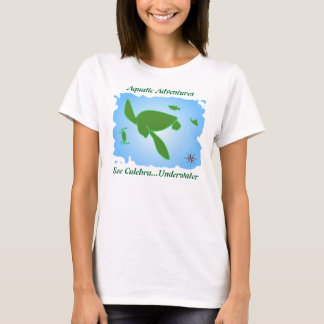 See Culebra...Underwater T-Shirt