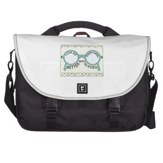 See Everything Better Commuter Bag