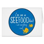 See-food Diet Card