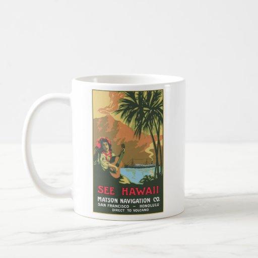 See Hawaii Mug