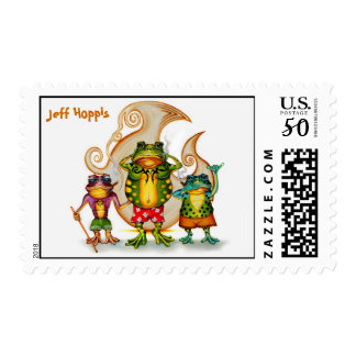 See, Hear, Speak No Evil Stamps