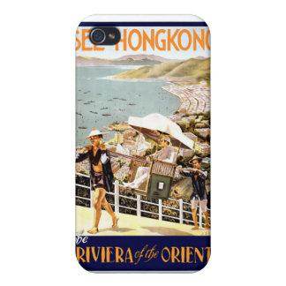 See Hong Kong iPhone 4/4S Cover