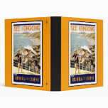 See Hong Kong The Riviera of the Orient Binder