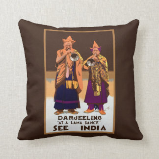 See India ~ Darleeling Pillows