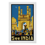 See India ~ Hyderabad Posters