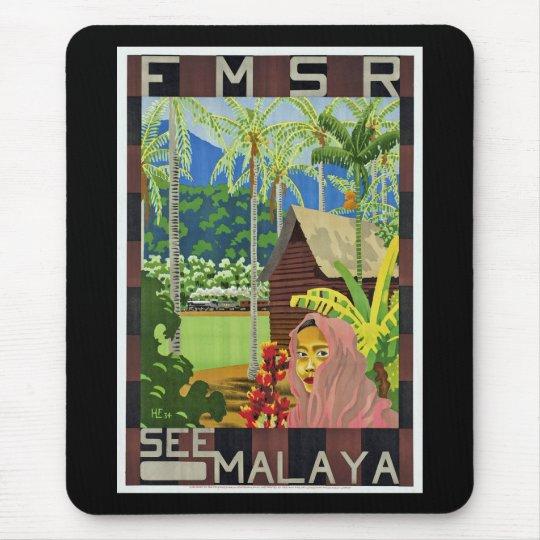 See Malaya Mouse Pad