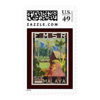 See Malaya Postage