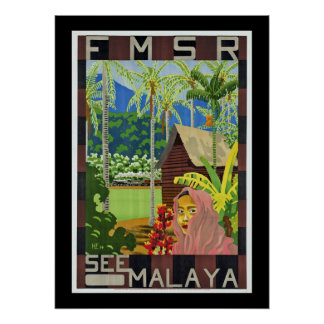 See Malaya Poster