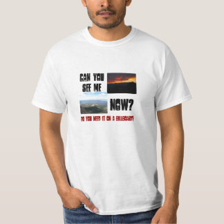see me billboard T-Shirt