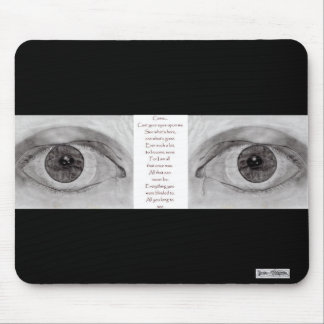 See Me Mouse Pad