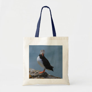 See Me Puffin Bag