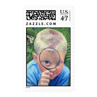 See My Butterfie Postage