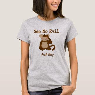 See No Evil Monkey T-Shirt