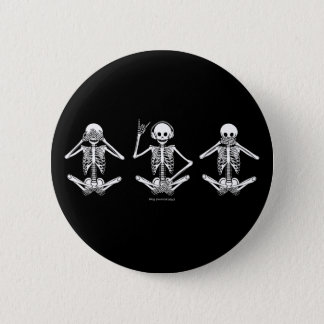 See No Evil... Pinback Button