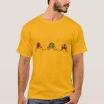 See No Weevil, Hear No Weevil, Speak No Weevil T-Shirt
