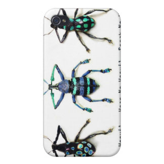 See No Weevil! iPhone 4 Cover