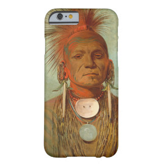 See-non-ty-a, an Iowa Medicine Man, 1844 Barely There iPhone 6 Case
