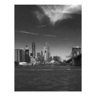 see on 2 products Panoramic Black White Brooklyn Letterhead