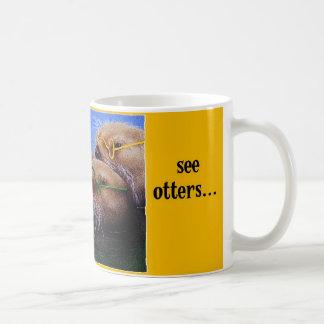 See otters mug