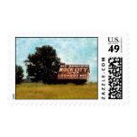 See Rock City Postage Stamp