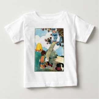 See-saw, Margery Daw, Baby T-Shirt