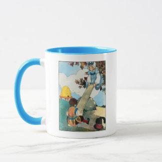See-saw, Margery Daw, Mug