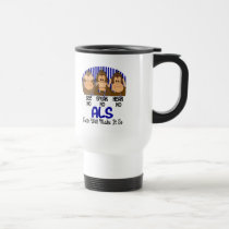 See Speak Hear No ALS 1 Travel Mug