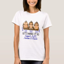 See Speak Hear No ALS 2 T-Shirt