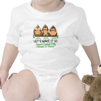 See Speak Hear No Cerebral Palsy 2 T-shirts
