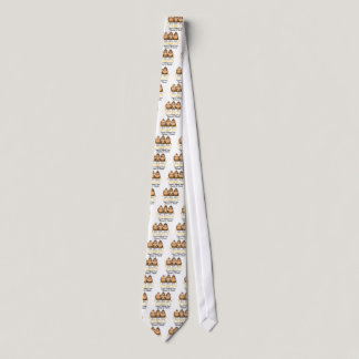 See Speak Hear No Childhood Cancer 2 Neck Tie